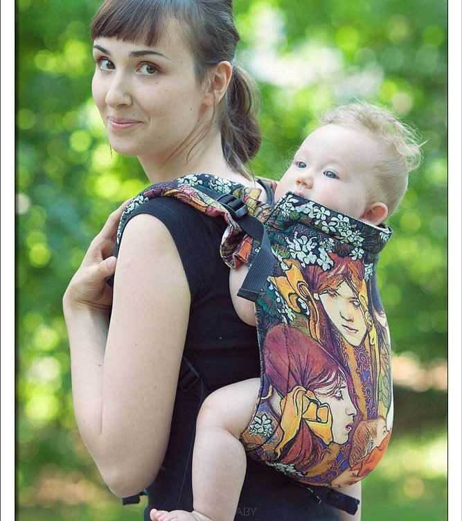 Onbuhimo Carrier Motherhood