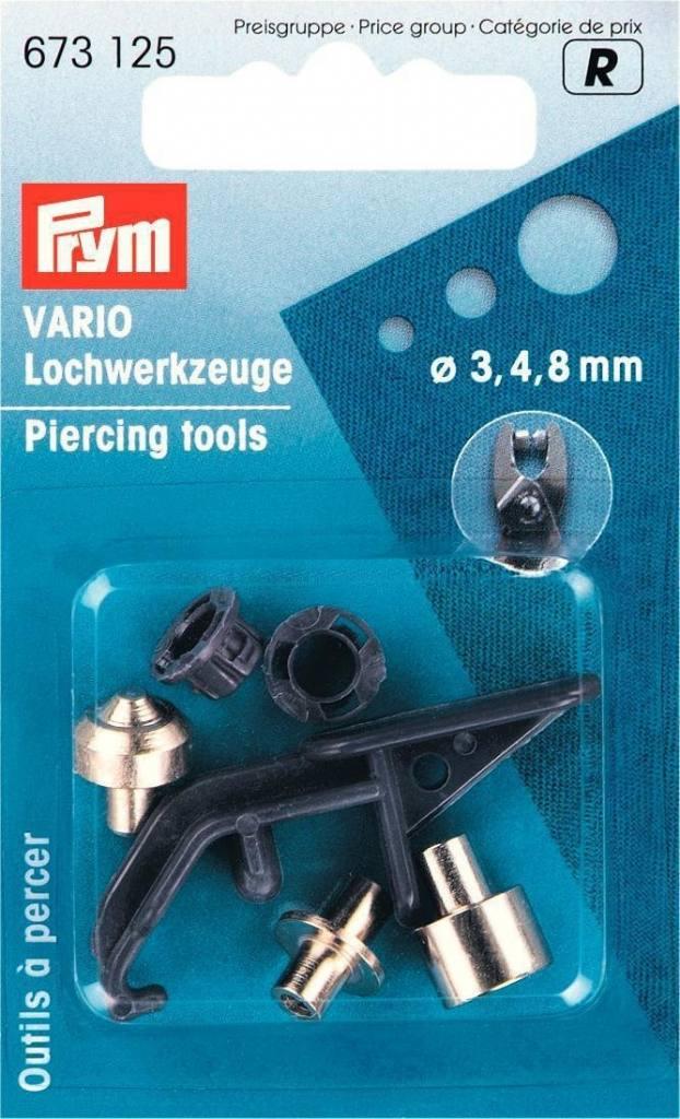 Prym Lochwerkzeug Vario Zange