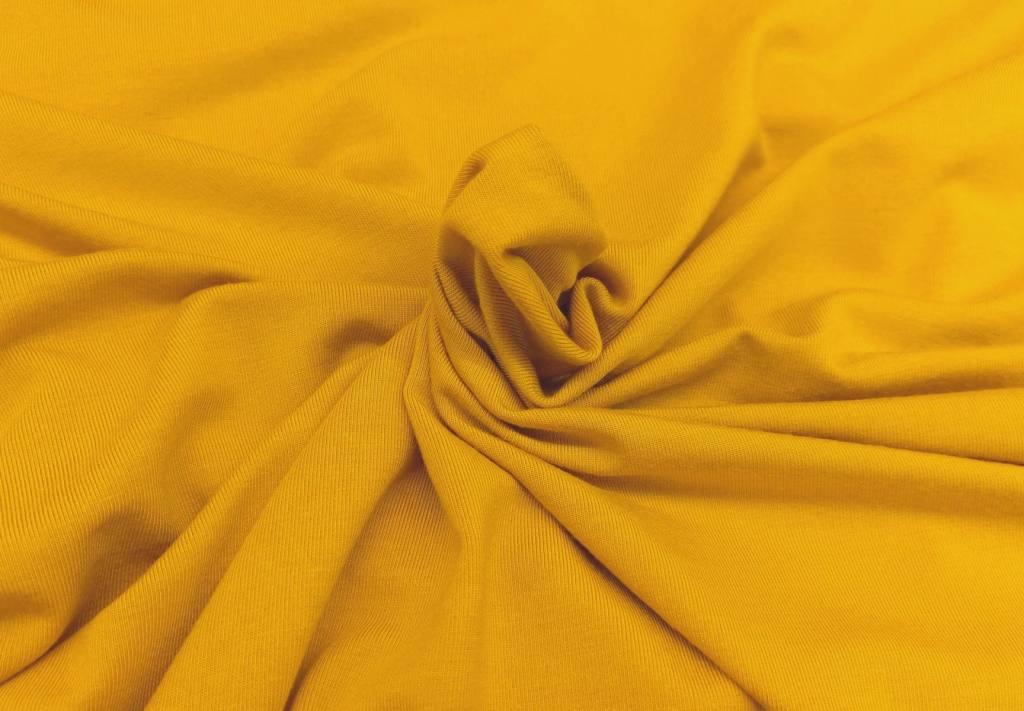 Modal Jersey senf