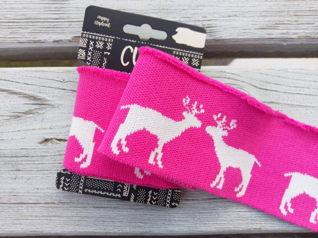 Cuff Rentier pink