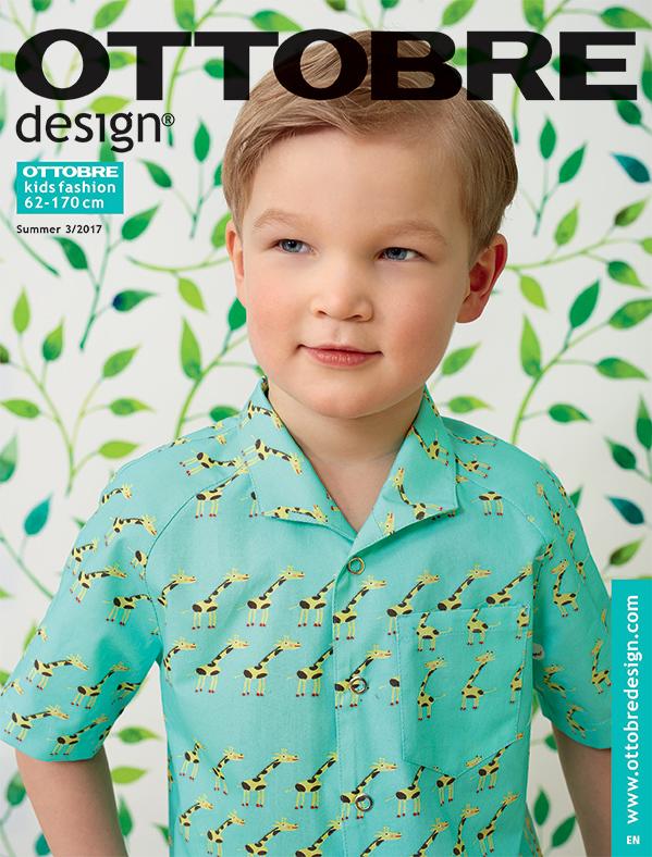 OTTOBRE design®, Kids Sommer 03/2017