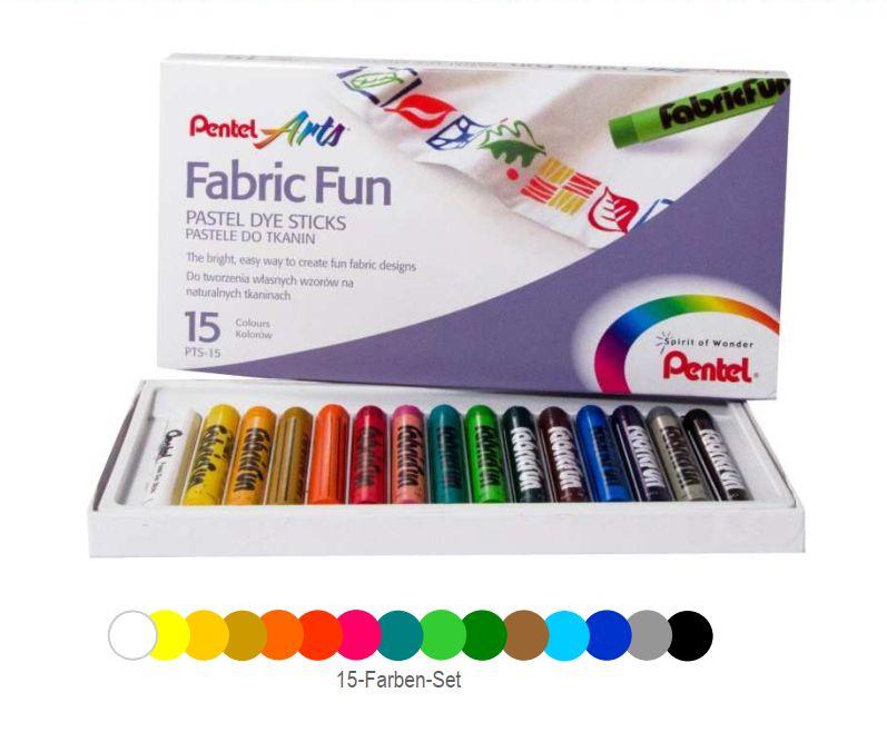 Pentel Fabric Fun