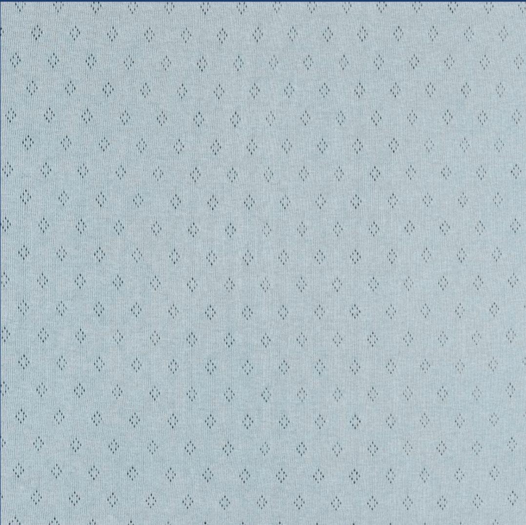 Pointoille Lochjersey hellblau V 008