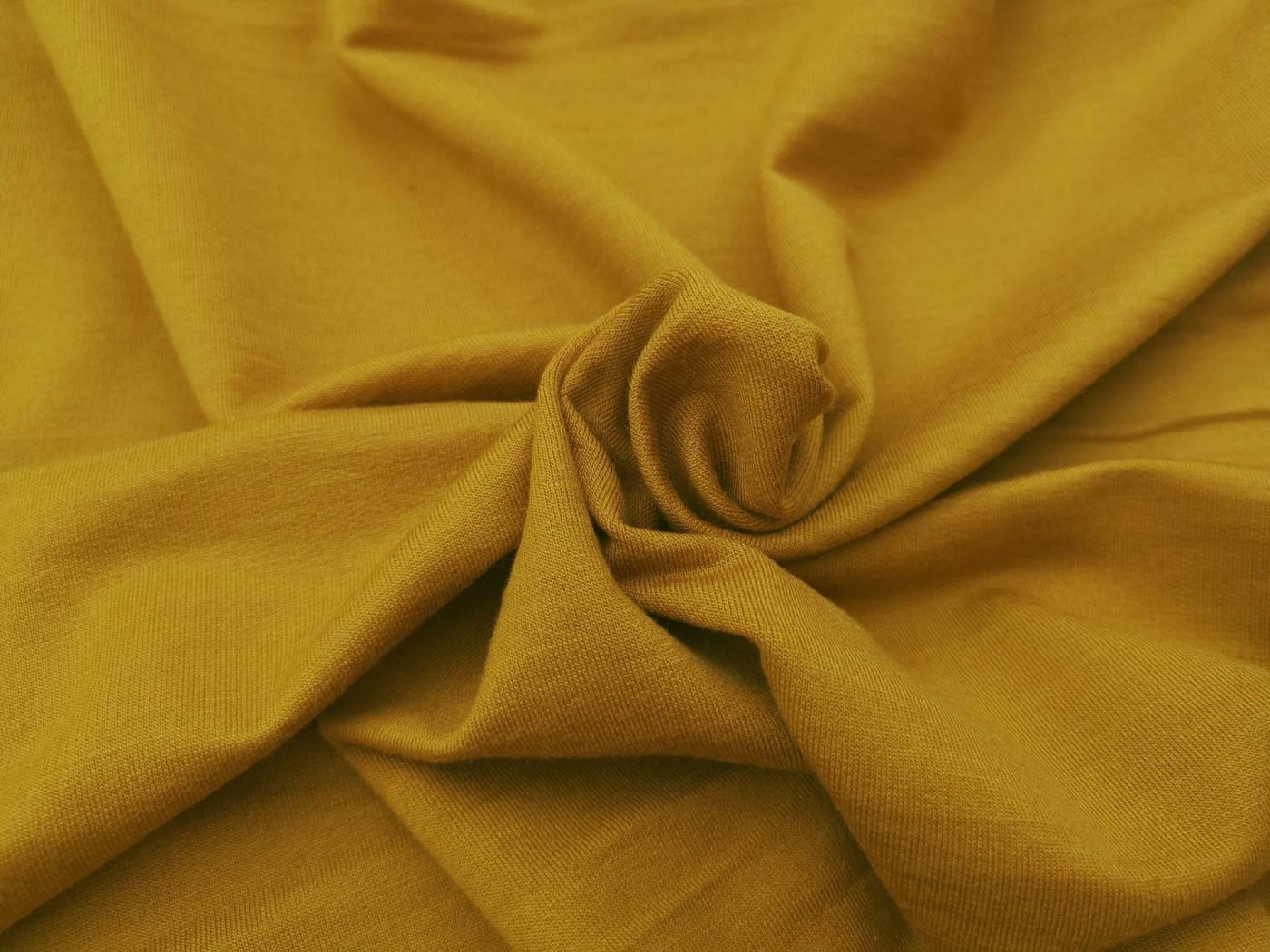 Sommersweat golden ochre