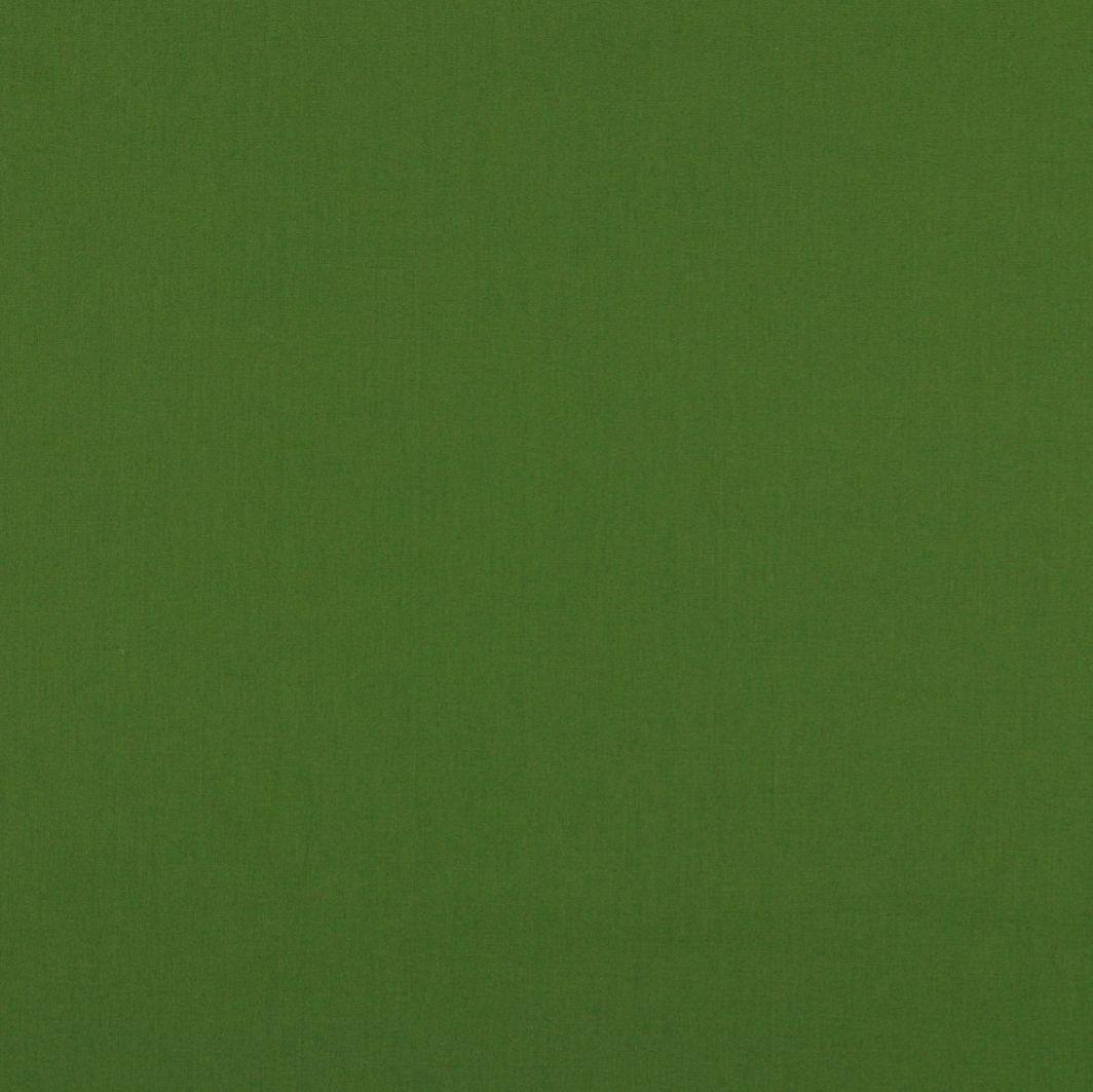 Webstoff Baumwolle waldgrün