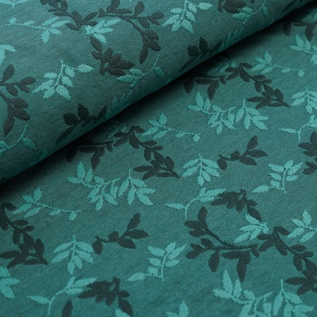 bio-relief-jacquard-shiny-leaves-smaragd