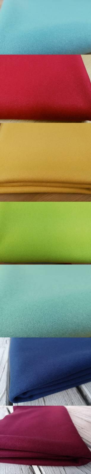 Farbproben Tuchloden bunt
