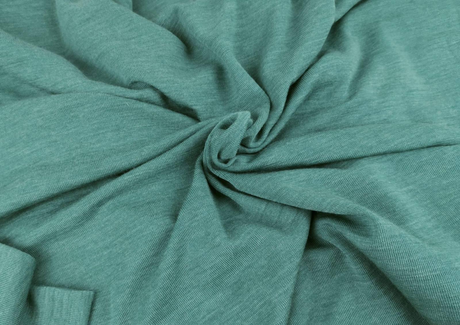 Wolle Tencel dusty mint