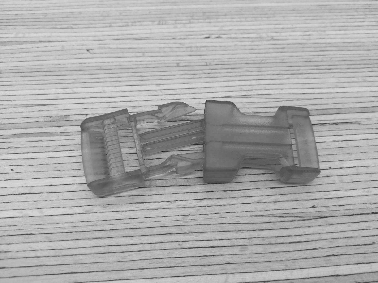 0500262 Steckschnalle 25mm