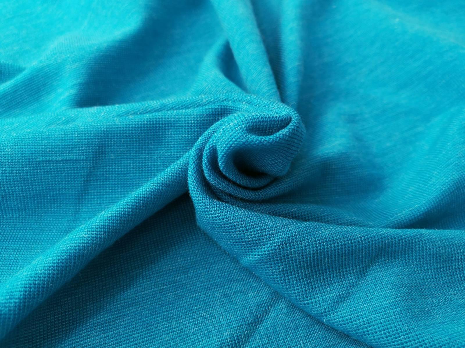 Bündchen karibikblau