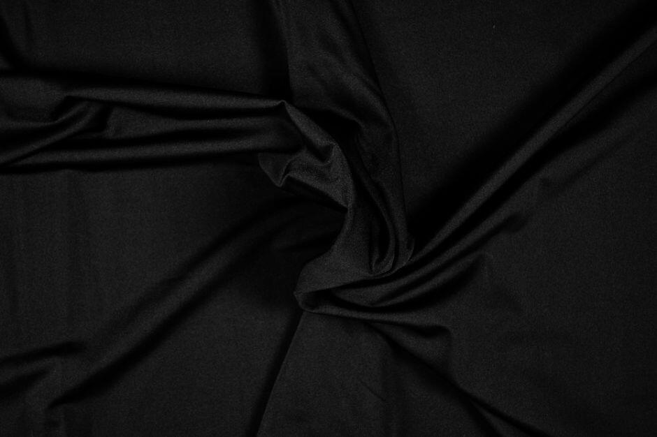 Badeanzugstoff schwarz