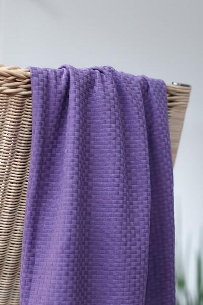 Organic wicker knit_LX2109 VIOLET FIG