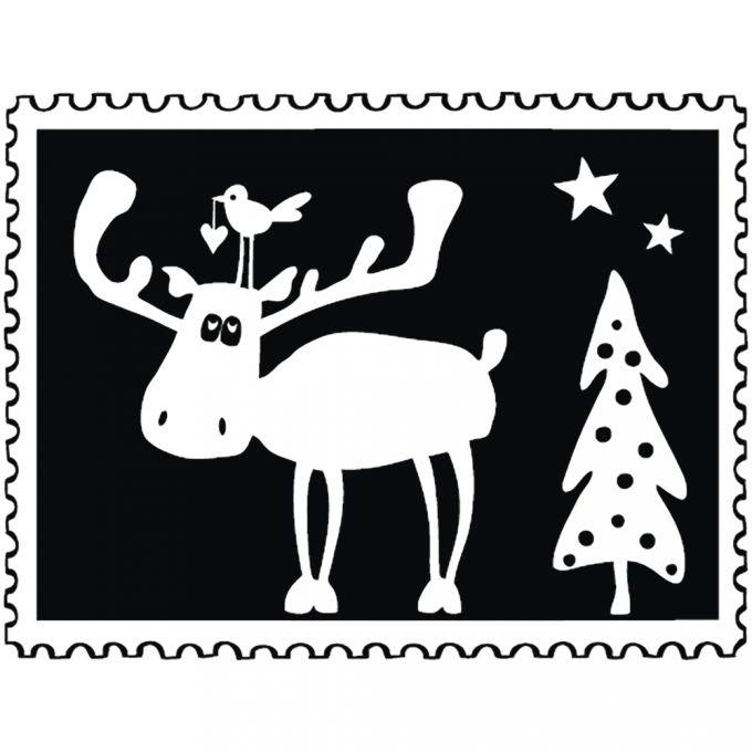 stempel-weihnachtspost-elch