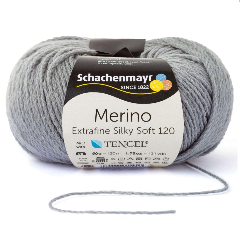 Merino Extrafine Silky Soft 170