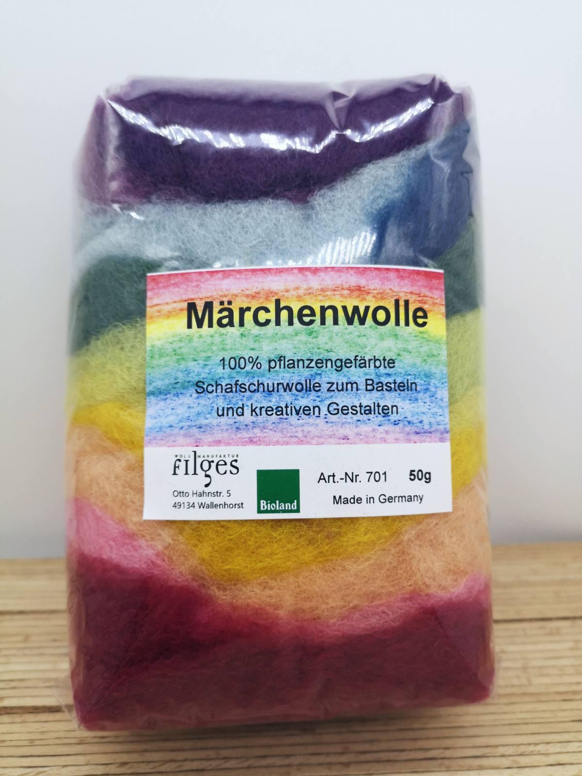 Filges Märchenwolle 50g