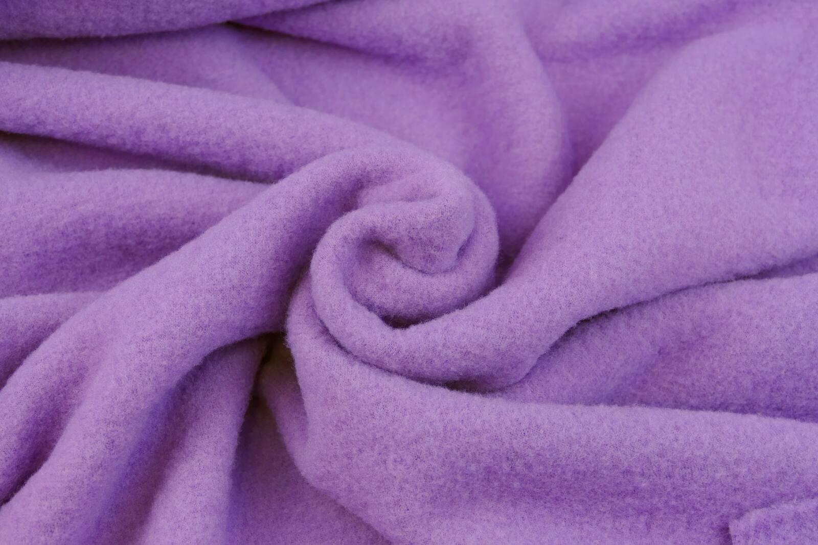 Merinofleece lila