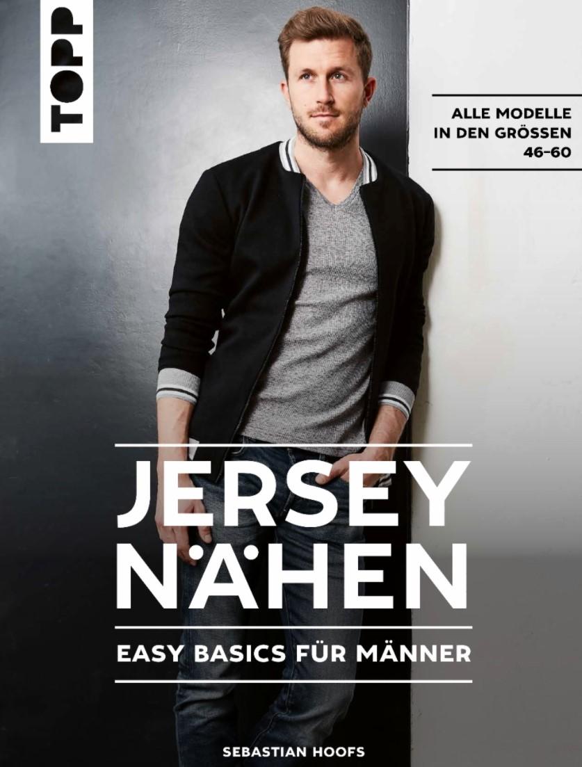 Jersey nähern-Easy Basics für Männer